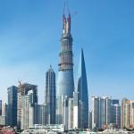 China: Segundo mayor rascacielos del mundo a punto de abrir sus puertas