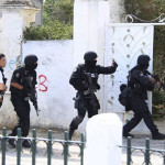 Túnez: cabo alterado mata a 7 militares antes de ser abatido en cuartel (Fotos)