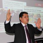 Universidad Jaime Bausate y Meza: Defensor del Pueblo da charla sobre corrupción
