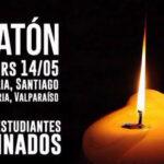 """Chile: convocan""""velatón"""" por jóvenes muertos tras marcha estudiantil"""