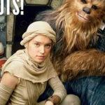 Star Wars: todas las portadas de Vanity Fair sobre la saga