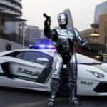 Dubái: futuros robots policías inteligentes desde 2017