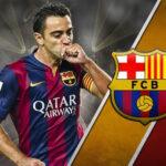 Barcelona jugará con camiseta en homenaje a Xavi Hernández