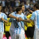 Copa América: Argentina gana 1-0 a Jamaica con muy poco fútbol