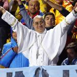 Argentina vs. Colombia: las mejores postales por Copa América (FOTOS)