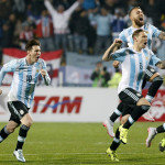 Argentina resolvió en los penales un partido que mereció ganar