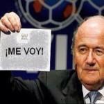 Joseph Blatter y los memes tras su renuncia a la FIFA (FOTOS)