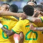 Copa América: Brasil gana 2-0 a México sin convencer
