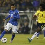 Colombia gana 1-0 a Brasil por el Grupo C de la Copa América