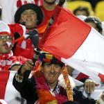 Perú 1-0 Venezuela: fiesta rojiblanca en Valparaíso (FOTOS)