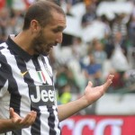 Giorgio Chiellini lesionado no jugará ante Luis Suárez en la final de la Champions