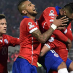 Chile gana a Ecuador 2-0 en partido inaugural de la Copa América