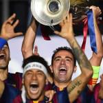 UEFA saluda a Barcelona tras ganar la Champions League