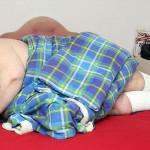 Fallece Carl Thompson, el hombre más gordo del Reino Unido