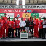 IPD: Carrera 8k en beneficio de comunidades andinas