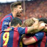 Barcelona gana 3-1 Juventus y logra su quinta Champions League