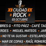 Ciudad Rock: mira los horarios de las bandas