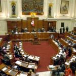 Congreso: pleito del oficialismo y oposición suspende pleno