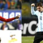 Advíncula y Messi se perderán la final si son amonestados