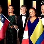 """Perú presente premiación """"Emprendedor del Año"""" en Mónaco"""