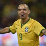 "Diego Tardelli: ""Brasil está obligado a ganarle a Perú"""