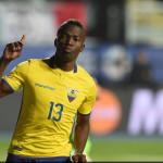 Ecuador vence 2-1 a México y lo elimina de la Copa América