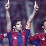 Barcelona impide que Figo se ponga la azulgrana en Berlín
