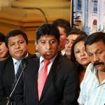 Gana Perú: oposición busca frustrar delegación de facultades