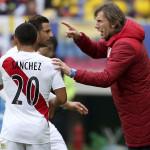 Perú en cuartos: Carlos Lobatón y Ricardo Gareca en equipo ideal