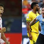 Copa América: con goles y fútbol sí hay paraíso