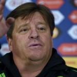 """Miguel Herrera: """"Hay que aceptar el fracaso"""""""