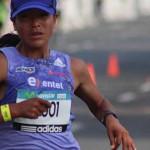 Inés Melchor gana carrera 15K 'Quito-Últimas Noticias'