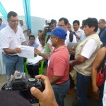 Pichanaki: entregan matriz tecnológica para el cultivo de café