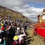 Cusco recibiría 500,000 visitantes durante su mes jubilar
