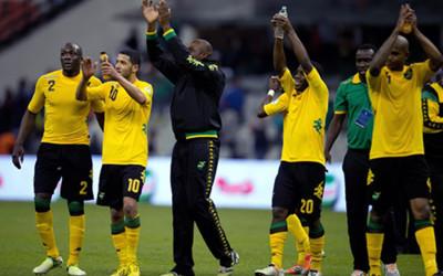 CHILE.- La selección de Jamaica ya se encuentra en Chile para jugar la Copa América 2015, que arrancará el próximo 11 de junio en la nación austral.