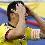 """James Rodríguez: """"Jugamos mal y ahora estamos penando"""""""