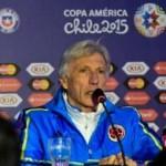 José Pekerman: Colombia mantendrá ante Perú el nivel que tuvo ante Brasil