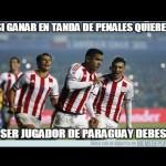 Memes del partido entre Paraguay y Brasil por Copa América