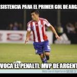Copa América 2015: los memes del empate entre Argentina y Paraguay