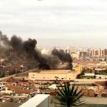 Maranguita: reportan motín e incendio en centro juvenil (FOTOS)