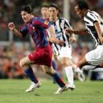 Champions League: Messi fue descubierto ante la Juventus