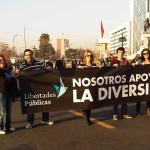 Chile: movimiento gay demanda crear Ministerio de la diversidad
