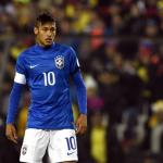 Neymar es suspendido una fecha tras expulsión ante Colombia