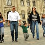 """Ollanta Humala: """"Existe una persecución contra Nadine Heredia"""""""