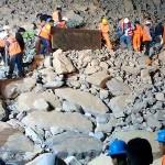 Oyón: sobrevivientes serán trasladados por vía aérea a Lima