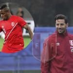Copa América: Claudio Pizarro debutaría por Jefferson Farfán