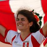 Paola Mautino se proclama campeona sudamericana en salto largo