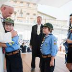 Italia: Papa celebra multitudinario encuentro con scouts católicos