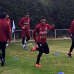 Perú entrena para lograr el tercer puesto en la Copa América