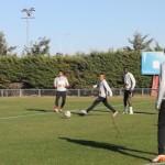 Perú vs. Chile: selección entrena táctica fija pensando en la final